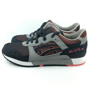 new product 0ed8d bc474 Details about Asics Gel Lyte III 3 Medium Grey Guava White HN6J2-1273 Mens  Cameleon Pack Kith