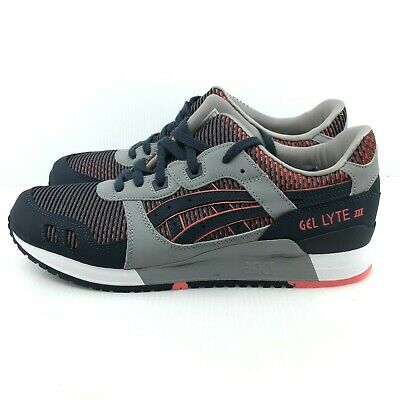 buy popular 11875 c71b4 Asics Gel Lyte III 3 Medium Grey Guava White HN6J2-1273 Mens Cameleon Pack  Kith | eBay