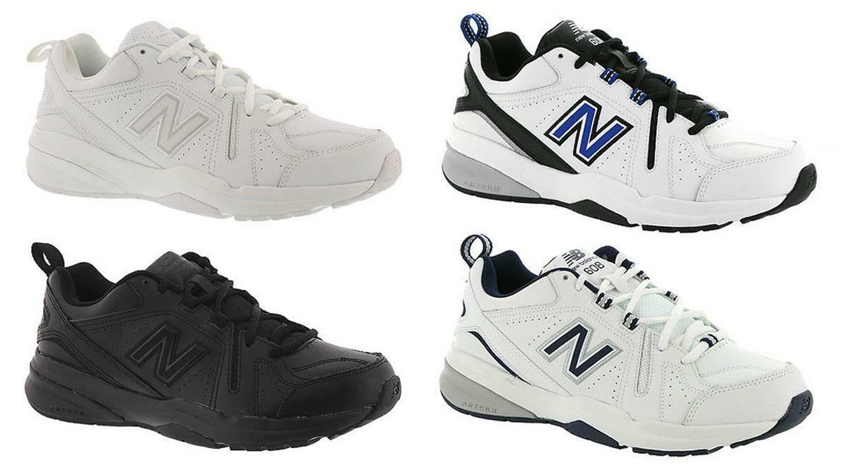 bc8d22a0f8d7a NEW NEW NEW BALANCE Men's Leather Sneakers in 4 colors, Med, Wide 2E and