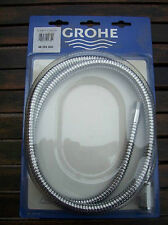 Grohe Shower Hose 46092 Metal 1 2 X M15 X 1 For Sink 1500mm Ebay