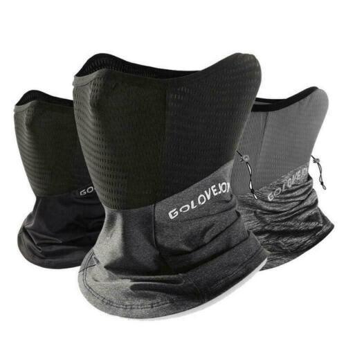Neck Gaiter Bandana Headband Outdoor Sports Face Scarves Covers Head Snood Q5E2
