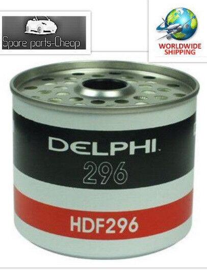 HDF550 Delphi Diesel Filtro-parte no