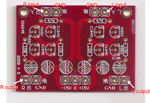 Diamond-Buffer-Board-bare-PCB-strong-driving-capability-Stereo-Preamplifier
