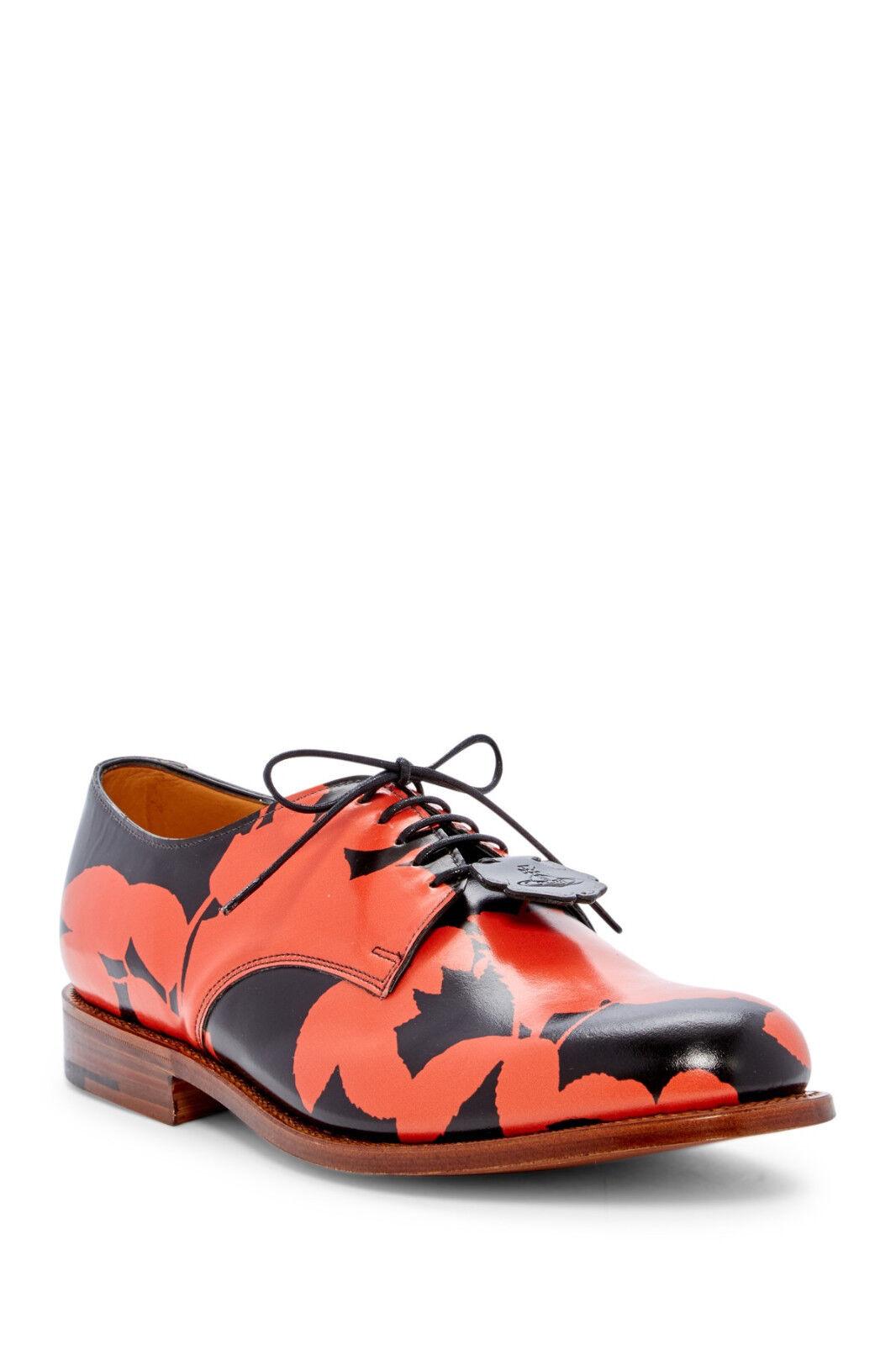 marchio in liquidazione  905 Authentic VIVIENNE WESTWOOD Uomo Multi-Squiggle Derby Lace up up up Formal scarpe  risparmia fino al 50%