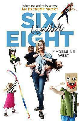 1 of 1 - Six Under Eight by Madeleine West..LIKE NEW     lnf1310