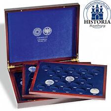 Leuchtturm NR. 325204 Münzkassette VOLTERRA TRIO DE LUXE für 61 Münzen 10 DM