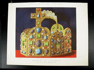 Crown-of-Charlemagne-Set-X1-choose-Tresor-Imperial-Vienna-Xixth-1858-Hangard