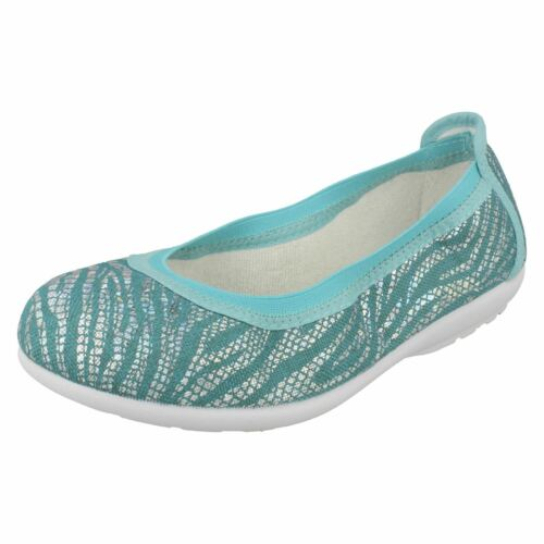 Ladies Easy B /'Waves/' Casual Shoes