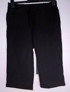 Ladies-Back-Adidas-Leisure-Trousers-Size-10