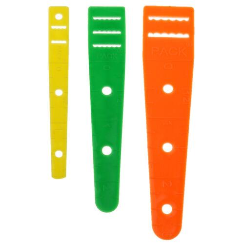3pcs 8mm 15mm 21mm Elastic Threaders Threading Handle Craft Sewing DIY Tools