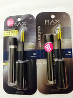 2 Max Factor Lash Perfection Stretch & Separate Mascara 704 Deep Blue