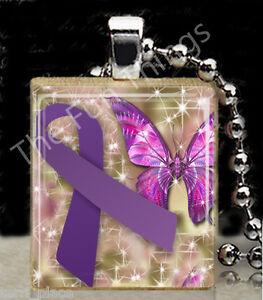 Purple-Ribbon-Scrabble-Tile-Pendant-Jewelry-Domestic-Abuse-Awareness-Support-B