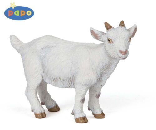 Papo 51146 Zicklein Junge Ziege 6 cm Bauernhoftiere