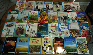 McGraw-Hill-Reading-Wonders-Leveled-Readers-Grade-5-Set-Lot-of-30-On-Level