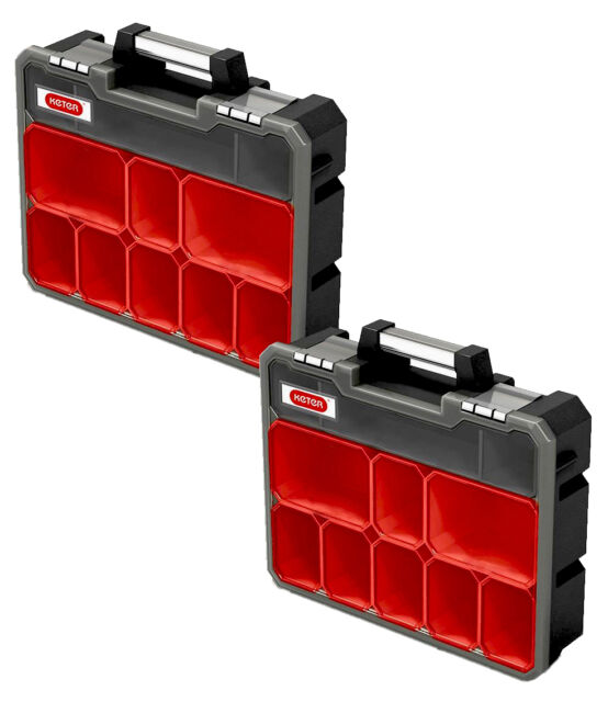 Keter 221474 Technicians Tool Box For Sale Online