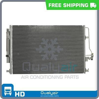 A//C Condenser For Sprinter 2500 3500 07-13 Freightliner 10-15 Benz 07-09 Dodge