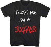 Insane Clown Posse - Trust Me I'm A Juggalo Adult T-shirt - Officially Licensed