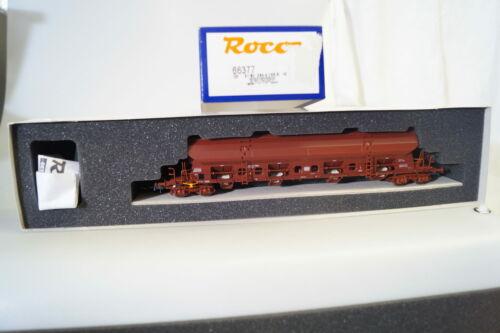 1:87 ROCO H0 66377 Schwenkdachwagen Tadgs DB neuw.//ovp