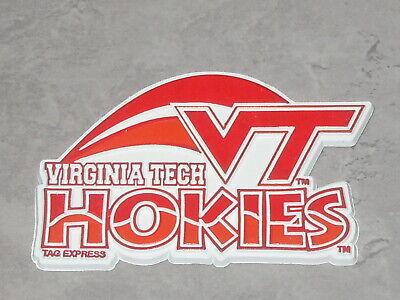 NCAA Legacy Virginia Tech Hokies Fridge Magnet Pack Custom One Size