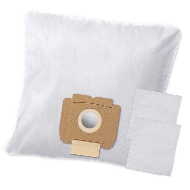 20 Staubsaugerbeutel Microvlies Beutel geeignet für Edeka E 05 Staubsauger