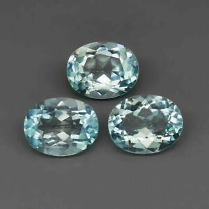 9-77-TCW-Oval-3pcs-10x8mm-Natural-Baby-Blue-TOPAZ-for-Jewelry-Setting