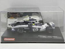 Carrera 25705 Evolution Slot Williams F1 BMW FW24 2003 Livery Car No.4  M. 1:32