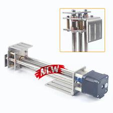 150mm Mini Diy 3 Axis Cnc Z Axis Slide Linear Motion Milling Engraving Machine