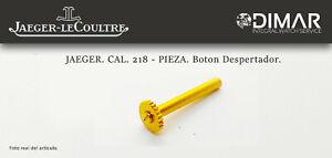 Jaeger-Lecoultre. CALIBRE.218. Pieza. Button Alarm