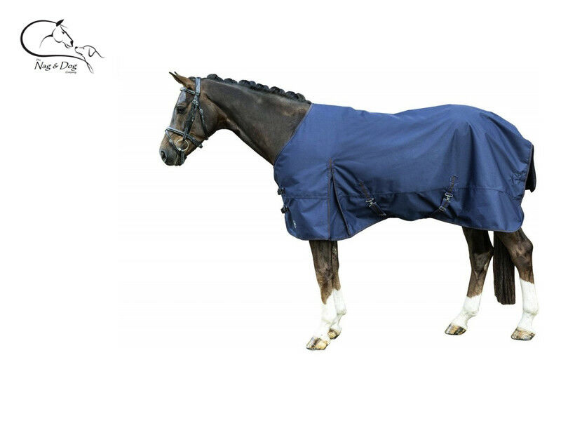 HKM TURNOUT Rug Lightweight Lite 0g Polar Fleece Lined 600D Outer FREE DELIVERY