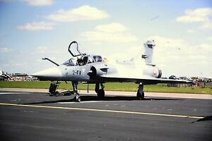 3-765-Dassult-Mirage-F-5-French-Air-Force-2-FA-Kodachrome-SLIDE