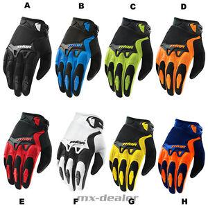 Thor-SPECTRUM-GUANTES-GLOVE-MX-Motocross-Enduro-Quad-MTB-BMX-S-M-L-Xl-Xxl