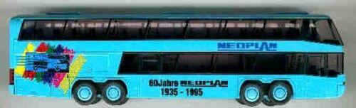 Megaliner 60 Jahre NEOPLAN 3er Pack Rietze Skyliner Neoplan Cityliner