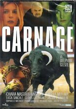 CARNAGE - DVD (NUOVO SIGILLATO)