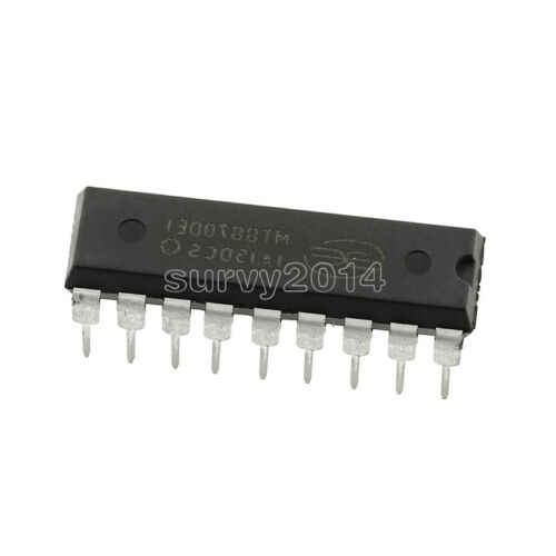 5Pcs MT8870 CMOS LOW POWER DTMF DECODER RECEIVER IC NEW