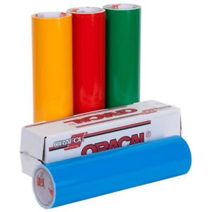 Oracal-651-Vinyl-Pick-5-Colors-Rolls-for-39-99-12-034-x-10ft-Ea-Glossy-Adhesive