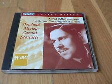 Edition Deller - L'Art du Chant Anglais et Italien - Promo CD - Dowland , Morley
