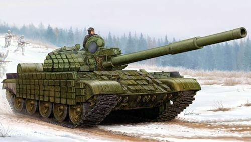 Trumpeter 1 35 Russian T-80BVD MBT