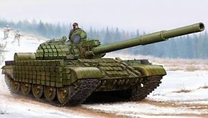 Trumpeter 1/35 Russian T-80bvd Mbt # 05581