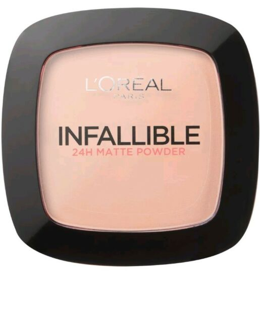 LOreal Paris Infallible Foundation Powder 160 Sand Beige 9g