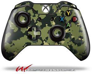Wraptorcamo Old School Camouflage Camo Army Skin For Xbox One