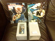 CLASSIC MARVEL FIGURINE COLLECTION THE WATCHER SPECIAL FIGURE BOXED W MAG POSTER