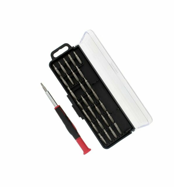 Precision Magnetic Laptop Boxer Screwdriver Kit