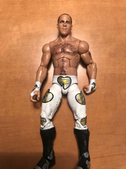 2011 MATTEL WWE Elite Collection Shawn Michaels combat 12 figurine HBK