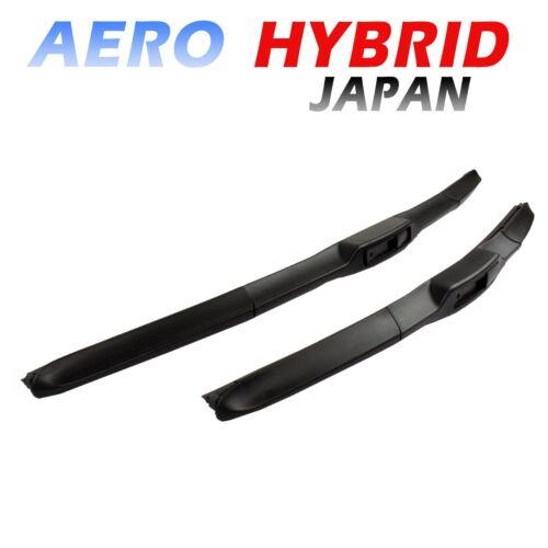 2 x HYBRID Scheibenwischer Technologie 600//500mm NEU
