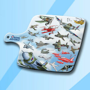 Chopping-Board-Aircraft-New-and-Old-Fun-for-the-family-Coasters-available