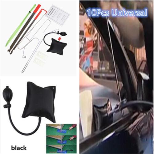 10Pcs Car Door Key Lost Lock Out Emergency Opener Opening Unlock Tool Universal
