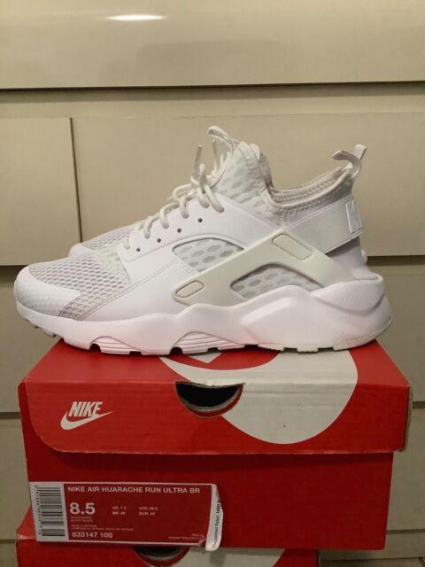 Nike Air Huarache Run Ultra BR White