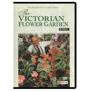 The-Victorian-Flower-Garden-BBC-1996-DVD-Harry-Dodson-New-Factory-Sealed