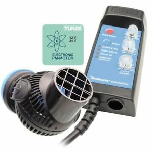 Pumps (water) Pet Supplies Tunze Nanostream 6055 Turbelle 1000-5500l/h Pompe à Écoulement Avec Contrôleur