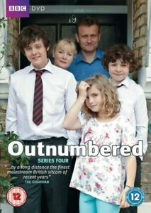 OUTNUMBERED COMPLETE SERIES 4 DVD Season Four OriginalUK SUPERB 174 MINS CERT 12